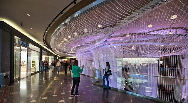 Dicas de Las Vegas: The Cosmopolitan Shops