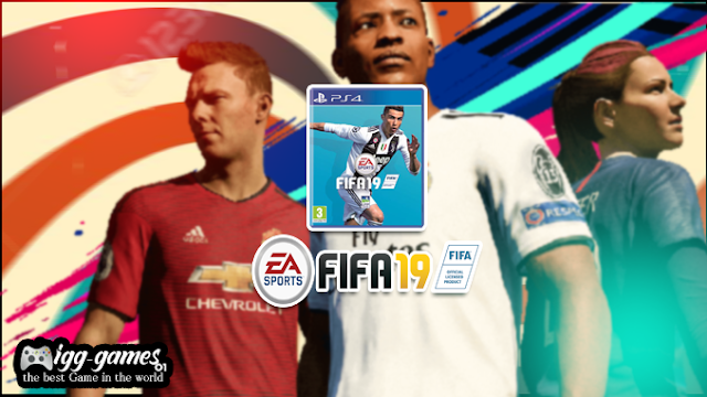 FIFA 19 PC GAME [MULTI11] FREE DOWNLOAD - igg-games | Free