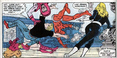 Fantastic Four 327 Frightful Four