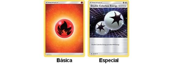 Carta de Energia Pokémon TCG
