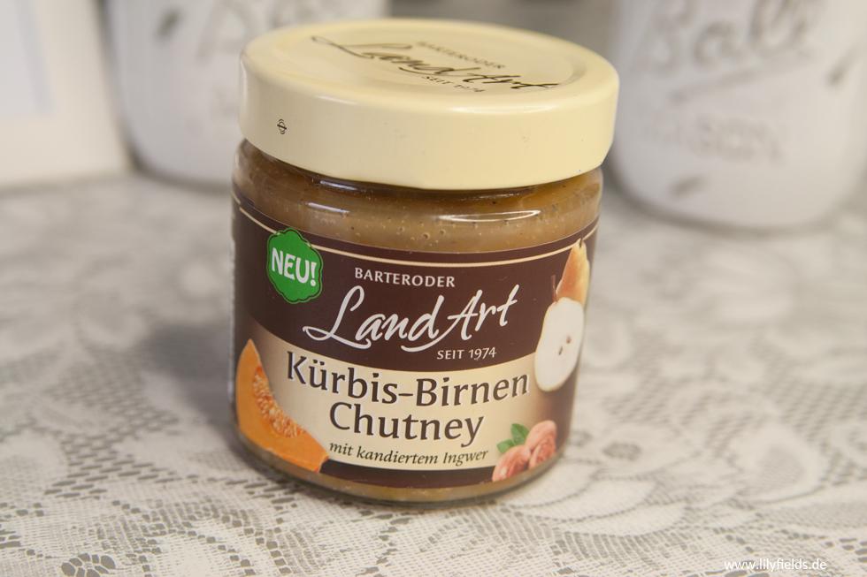 Barteroder LandArt - Kürbis-Birnen Chutney