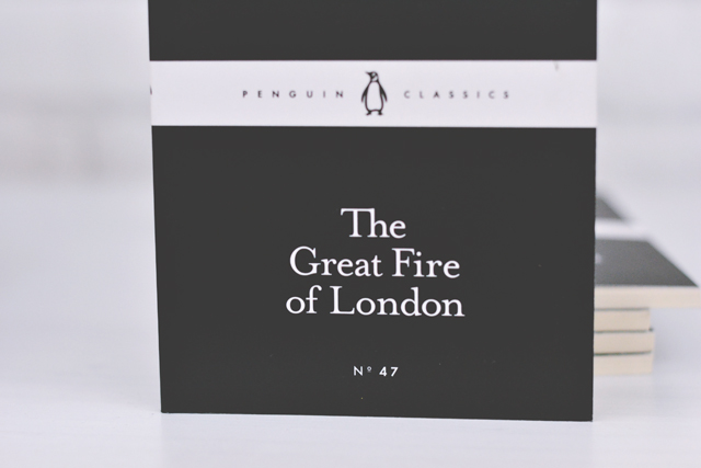 Samuel Pepys The Great Fire of London