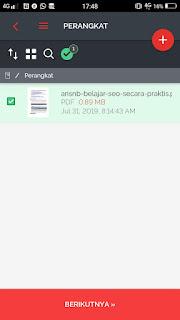 Cara Menghapus Dan Memisahkan Halaman File PDF Di HP Android