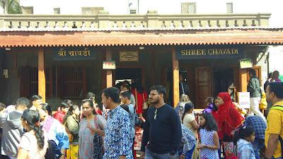places to visit in shirdi chavadi