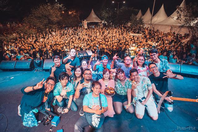 Kei Takebuchi Merilis Video 'Moshimo Mata Itsuka' Bersama 3000 Fans-nya di Indonesia!