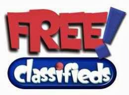 free classified website list uk