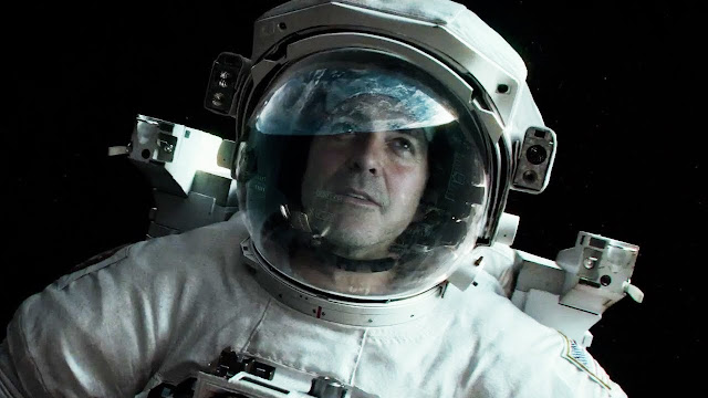 Gravity - Clooney | A Constantly Racing Mind