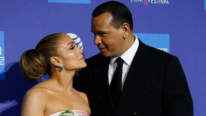 Alex Rodríguez  y Jennifer López rompen su relacion de amor