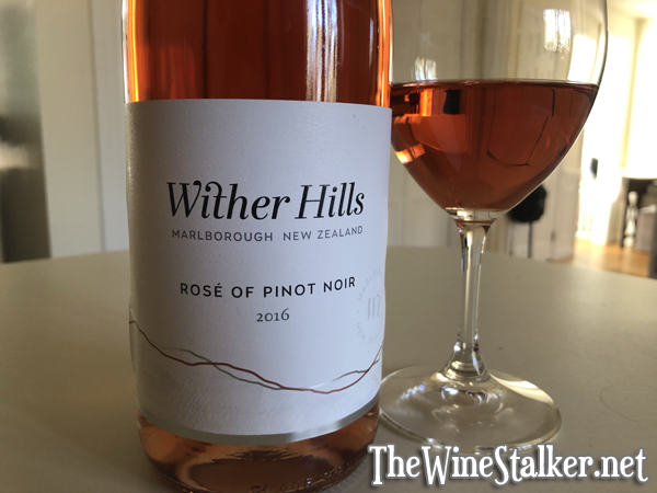 Wither Hills Rosé of Pinot Noir 2016