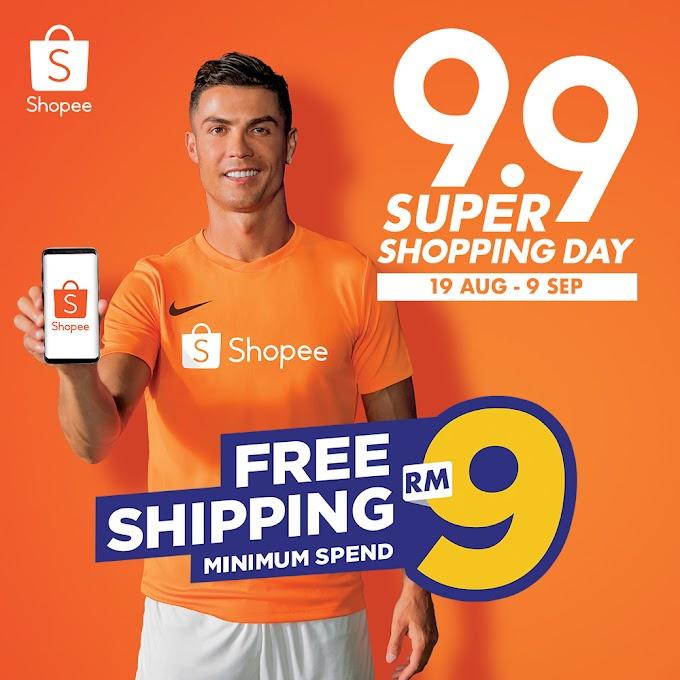 Shopee 9.9 Super Instagram Contest Start Now!