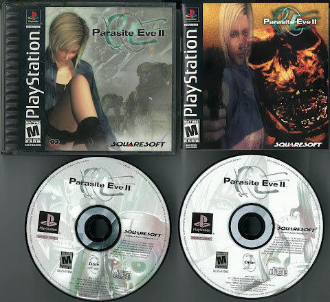 Download Parasite Eve 2 Android IOS Bahasa Indonesia