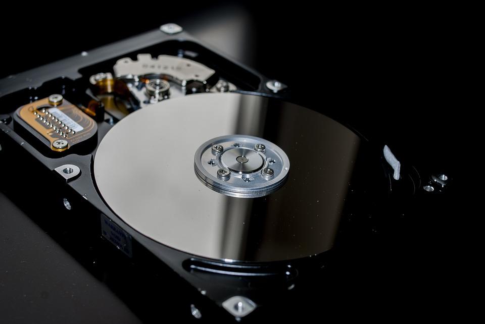 Hard Drive Disk Foto