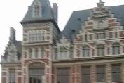 Video Menawannya Bangunan Tua Pusat Perkotaan Brussel-Belgia
