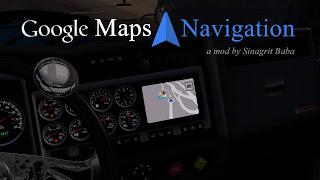 cover ats google maps navigation