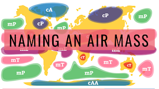 naming an air mass