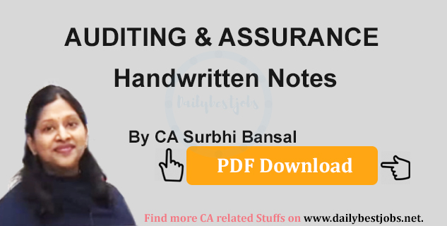 surbhi bansal audit book for ipcc pdf free download