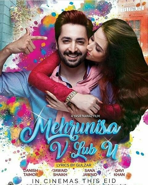 Mehrunisa V Lub U (2017) - Hindi 720p HDRip x264 AC3 1