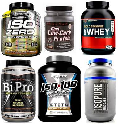 Las suplementos de proteínas zero carbs ayudan a ganar masa muscular sin grasa corporal