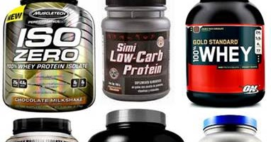 ¿Proteínas zero carbs para ganar masa muscular? Ejemplos y