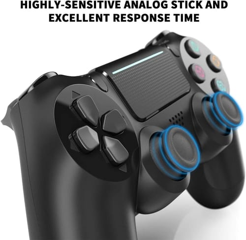 Review Etpark Rechargeable Wireless Controller for PS4