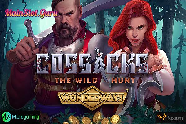 Main Gratis Slot Demo Cossacks The Wild Hunt Microgaming