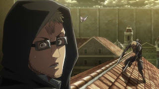 Kadr z anime AoT 3
