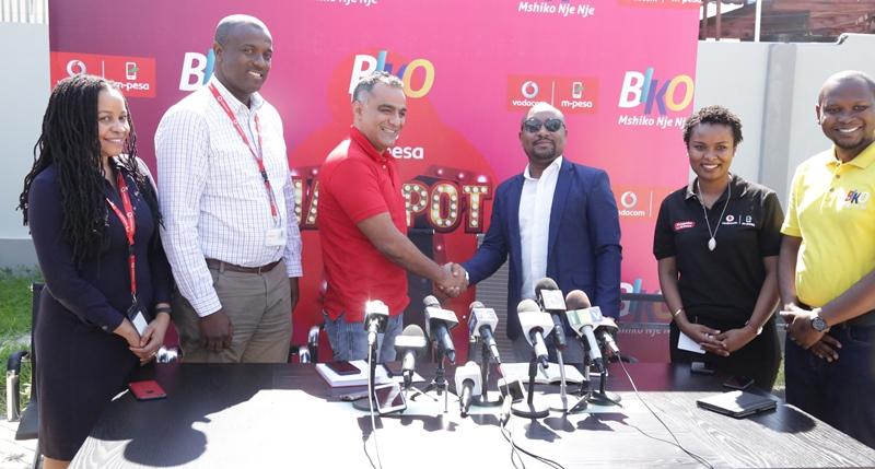 BIKO na Vodacom Tanzania