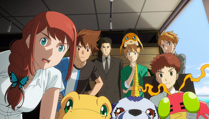 Digimon Adventure: Last Evolution Kizuna anime film - Tomohisa Taguchi - Selecta Visión