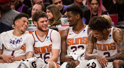 2019-2020 Phoenix Suns analizi