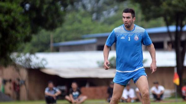 Ahmet Atayev (Arema FC)