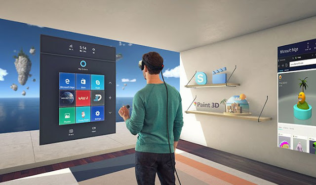 Virtual Reality Interface