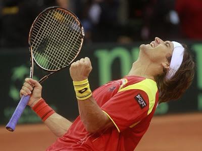 Copa Davis de David Ferrer hasta 07.Enero en JAVEA, Mario Schumacher Blog