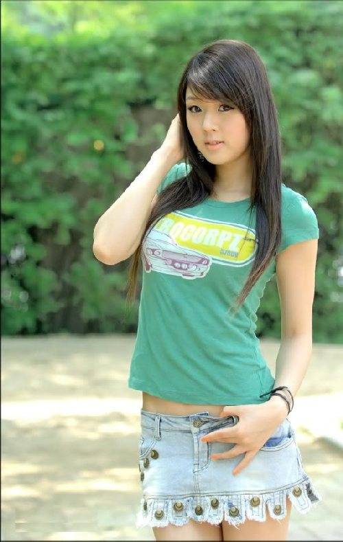 Hot Collection Wallpers Beautiful Korean Girls Pictures-9301
