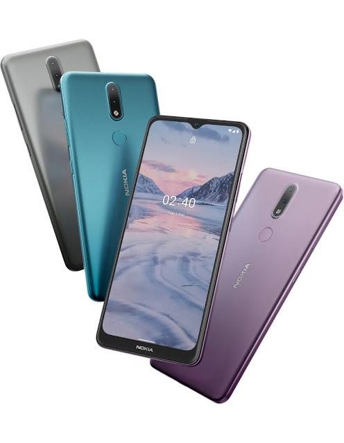 Nokia 2.4 Launch