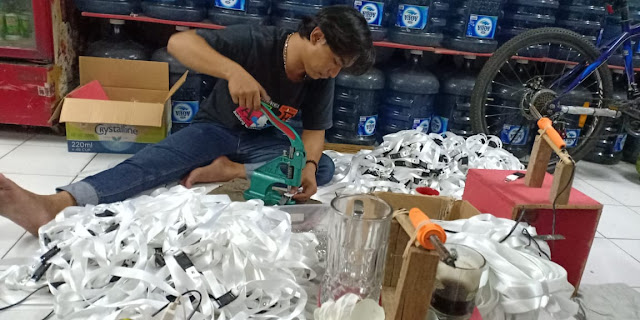 Pusat penjualan tali lanyard harga termurah di Jakarta