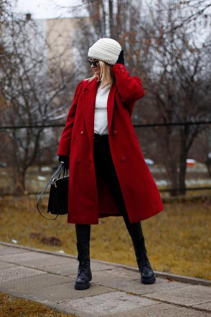 Płaszcz w klimacie Lady D