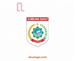 Logo Kabupaten Sumbawa Barat Vector Format CDR, PNG