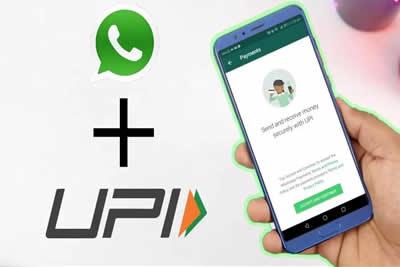 Whatapp UPI