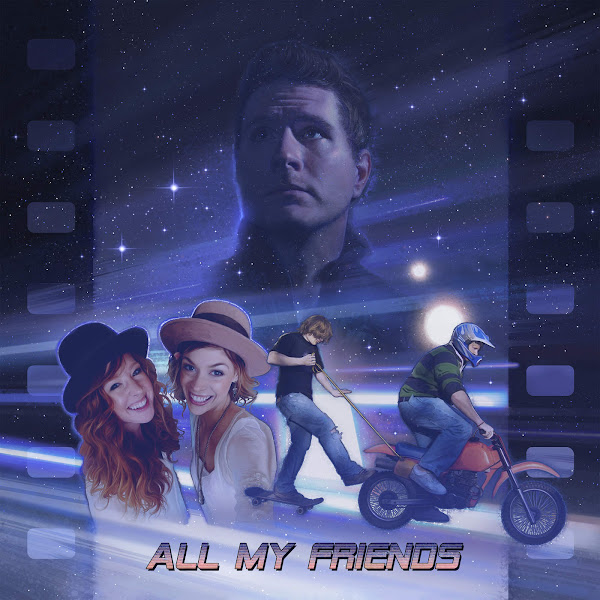 Owl City - All My Friends - Single Cover