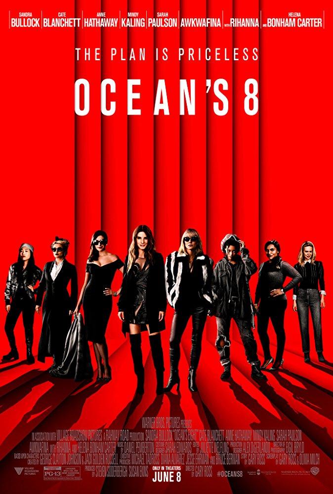 OCEAN'S 8  FİLMİNİN BOTOKSLU YILDIZLARI