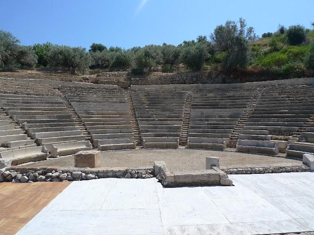 Teatr w Epidauros/Epidavros theatre