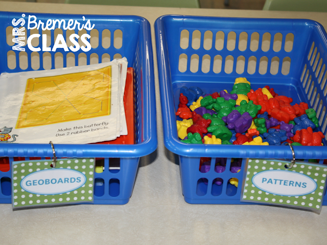 Tips for organizing student learning centers