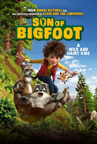Film The Son of Bigfoot 2018