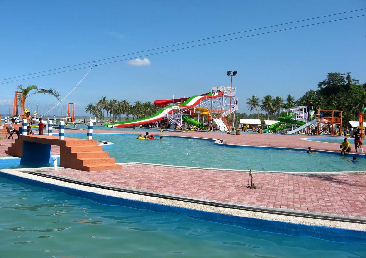 Tempat Wisata Pangandaran Waterpark
