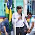 A prefeitura de Cacimba de Dentro realizou nesta segunda-feira o hasteamento da Bandeira em alusão ao 7 de Setembro.