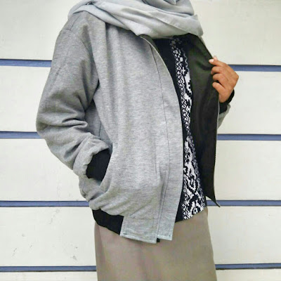 Bomber Jacket 2in1 (with hoodie)
