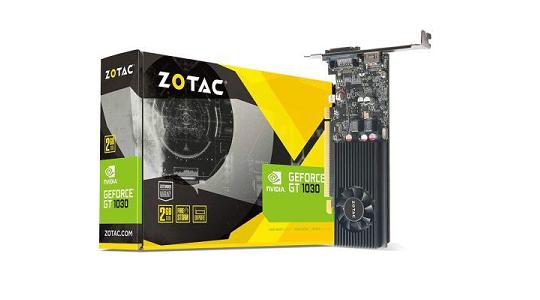Zotac Nvidia GT 1030 2GB GDDR5