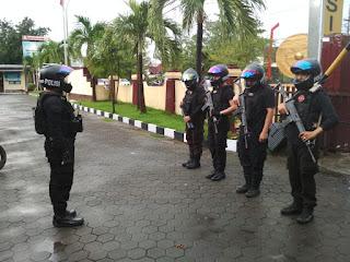 Tim Respon Angngaru Patroli Anti Kejahatan Jalanan dan Premanisme