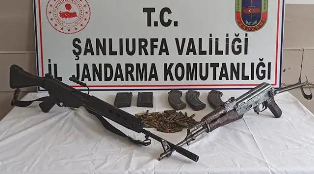 Silah kaçakçılarına operasyon: 1 tutuklama