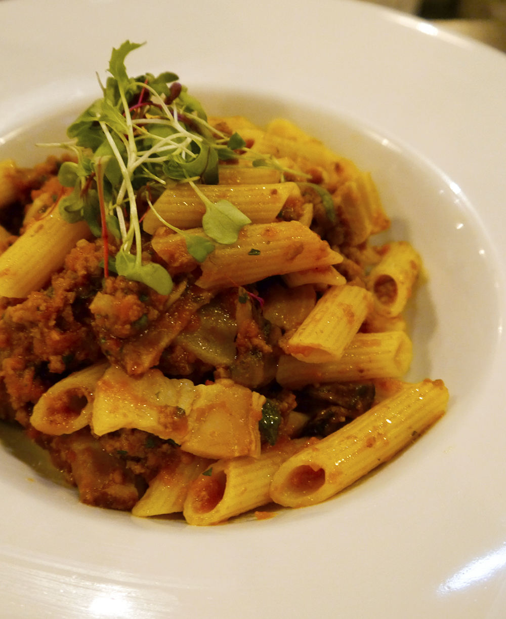 Review of Italian Grill restaurant in Dundee for gluten free options